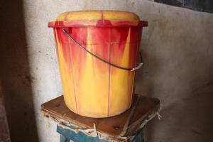 The Water Project: Shepherd Foundation, New Apostolic Church and Primary School -  Water Storage At School