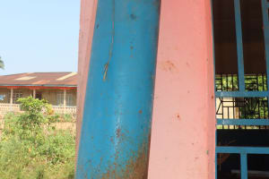 The Water Project: Masoila Roman Catholic Primary School -  School Bell