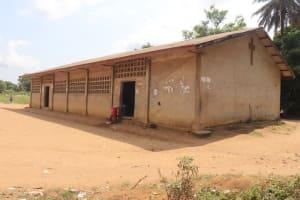 The Water Project: Masoila Roman Catholic Primary School -  School Building
