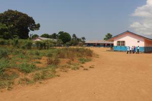 The Water Project: Masoila Roman Catholic Primary School -  Landscape
