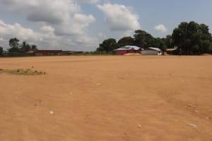 The Water Project: Masoila Roman Catholic Primary School -  School Field