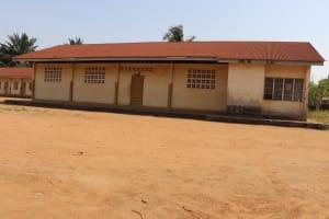 The Water Project: Lungi, Masoila, St. Joseph Junior Secondary School -  School Building