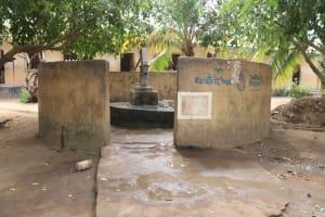 The Water Project: St. Joseph Senior Secondary School -  Main Well