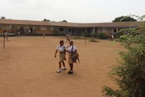 The Water Project: St. Joseph Senior Secondary School -  School Landscape