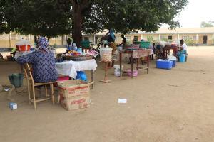 The Water Project: St. Joseph Senior Secondary School -  School Market Place