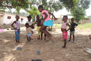 The Water Project: Lungi, Targrin, #11 King Street -  Kids Playing