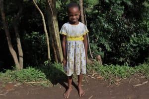 The Water Project: Malekha West Community, Soita Spring -  Abigael I
