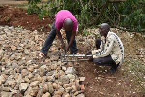 The Water Project: Lwombei Primary School -  Setting The Score System