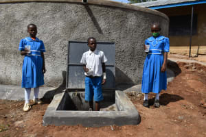 The Water Project: Lwombei Primary School -  Glasses High