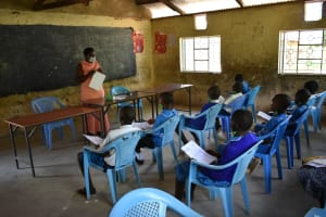 The Water Project: Lwombei Primary School -  Ongoing Training