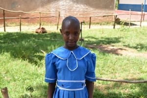 The Water Project: Lwombei Primary School -  Sarah N