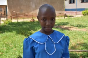 The Water Project: Lwombei Primary School -  Student Sarah