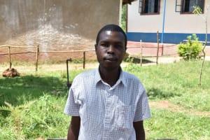 The Water Project: Lwombei Primary School -  Teacher