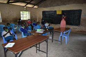 The Water Project: Lwombei Primary School -  Ten Handwashing Steps