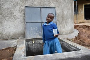 The Water Project: Lwombei Primary School -  Water