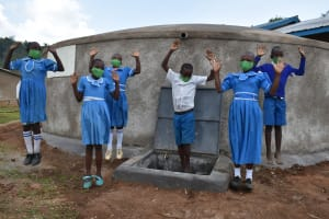 The Water Project: Lwombei Primary School -  Water Celebrations