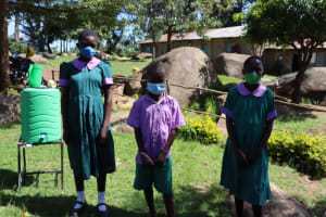 The Water Project: KG Jeptorol Primary School -  Ctc Club Leaders