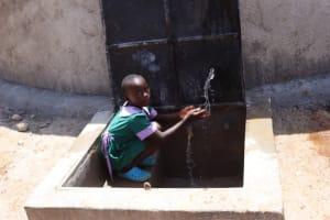 The Water Project: KG Jeptorol Primary School -  Enjoying Water