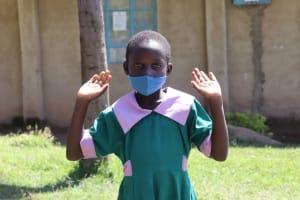 The Water Project: KG Jeptorol Primary School -  Gloria