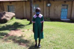 The Water Project: KG Jeptorol Primary School -  Gloria J