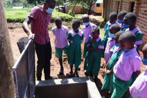 The Water Project: KG Jeptorol Primary School -  Onsite Training