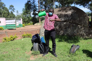 The Water Project: KG Jeptorol Primary School -  Solar Water Disinfection