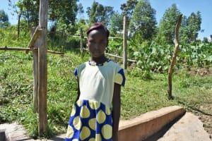 The Water Project: Mukhonje Community, Mausi Spring -  Margret K