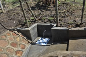 The Water Project: Malekha Central Community, Misiko Spring -  Misiko Spring