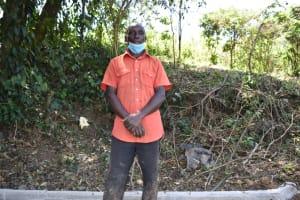 The Water Project: Makhwabuye Community, Majimazuri Lusala Spring -  Bonface Bunguswa