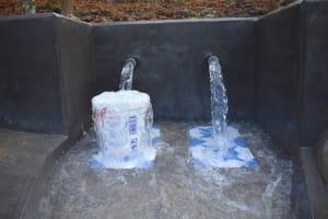 The Water Project: Makhwabuye Community, Majimazuri Lusala Spring -  Clean Flowing Water