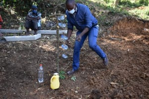 The Water Project: Makhwabuye Community, Majimazuri Lusala Spring -  How To Make A Kitchen Garden