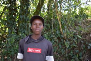 The Water Project: Makhwabuye Community, Majimazuri Lusala Spring -  Shimaka Mulika
