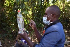 The Water Project: Makhwabuye Community, Majimazuri Lusala Spring -  Water Treatment By Solar Disinfection Explanation