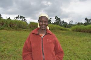 The Water Project: Indulusia Community, Wanyama Spring -  Christine Musavi