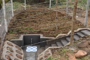 The Water Project: Indulusia Community, Wanyama Spring -  Wanyama Spring