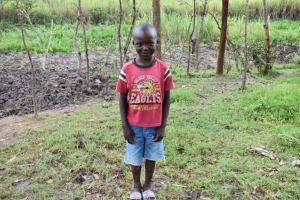 The Water Project: Muyundi Community, Magana Spring -  Ephraim O