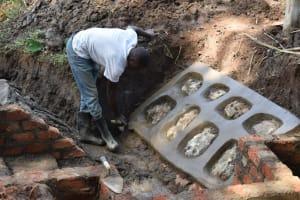 The Water Project: Malanga Community, Malava Housing Spring -  Stone Pitching