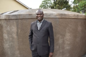 The Water Project: Friends School Manguliro Secondary -  Mr John Wekesa Deputy Principal