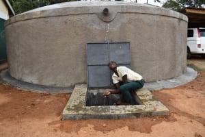 The Water Project: Friends School Manguliro Secondary -  Water Celebrations