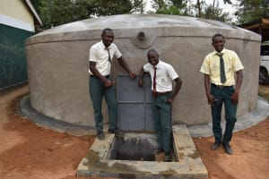 The Water Project: Friends School Manguliro Secondary -  Excited About Clean Water In School