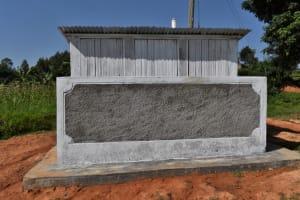 The Water Project: St. Kizito Kimarani Primary School -  Complete Latrines