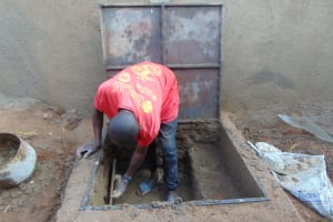 The Water Project: Kapsegeli KAG Primary School -  Construction Of The Drawing Point