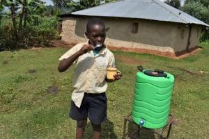 The Water Project: Kapsegeli KAG Primary School -  Dental Hygiene