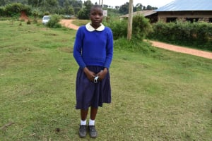 The Water Project: Kapsegeli KAG Primary School -  Student Prudence K