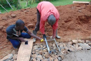 The Water Project: Gimengwa Primary School -  Score System Setting