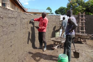 The Water Project: Gimengwa Primary School -  Inside Plaster Works