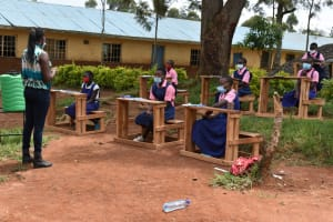 The Water Project: Gimengwa Primary School -  Ongoing Training Session