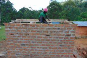 The Water Project: St. Joakim Buyangu Primary School -  Roofing Framework