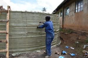 The Water Project: St. Joakim Buyangu Primary School -  Tightening The Rope Around The Sugar Sacks