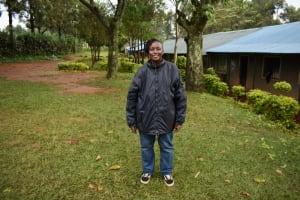 The Water Project: St. Joakim Buyangu Primary School -  Bom Chair Faith Ouko